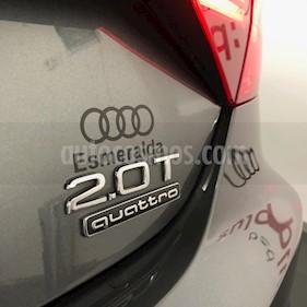 Audi A7 2.0T S Line Quattro (252hp) usado (2018) color Gris precio $650,000