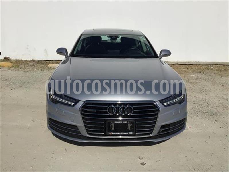 Audi A7 3.0T S Line (333hp) usado (2016) color Plata precio $510,000