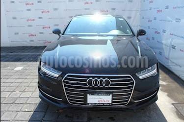 Audi A7 2.0T S Line (252hp) usado (2018) color Negro precio $640,000