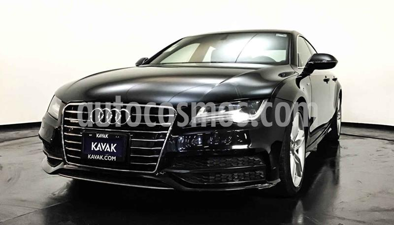 Audi A7 3.0T S Line (333hp) usado (2014) color Negro precio $467,999