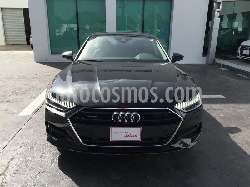 Audi A7 3.0T Elite (333hp) usado (2019) color Gris precio $1,100,000
