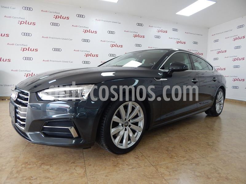 Audi A7 2.0T S Line Quattro (252hp) usado (2014) color Gris precio $397,000