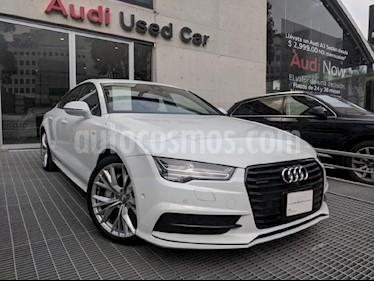 Foto venta Auto Seminuevo Audi A7 S Line (2017) color Blanco precio $945,000