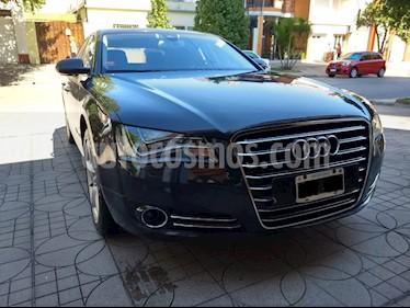 Audi A8 - usado (2013) color Gris Oscuro precio u$s43.000