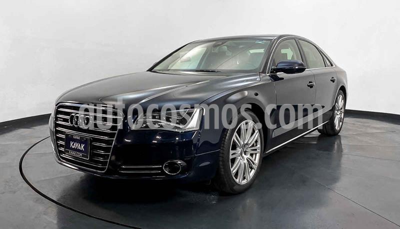 Audi A8 4.2L Premium Tiptronic Quattro usado (2011) color Azul precio $439,999