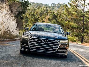 Audi A8 4p Premium V6/3.0/T Aut usado (2018) color Negro precio $1,629,900