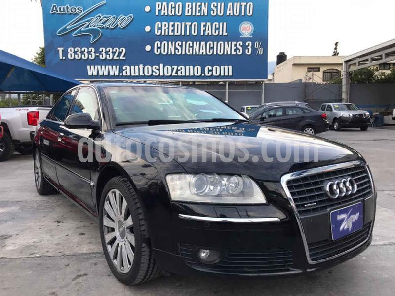 Audi A8 4.2L Tiptronic Quattro usado (2007) color Negro precio $399,900