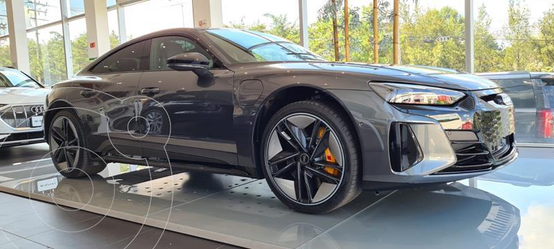 Foto Audi e-tron GT RS nuevo color Gris precio $3,349,600