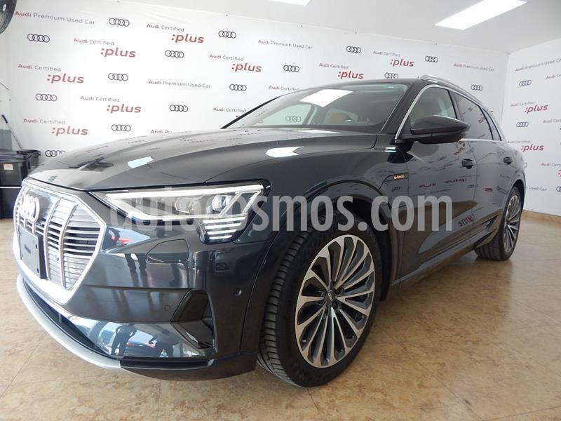 Audi e-tron 55 Advanced quattro usado (2020) color Gris Oscuro precio $1,690,000