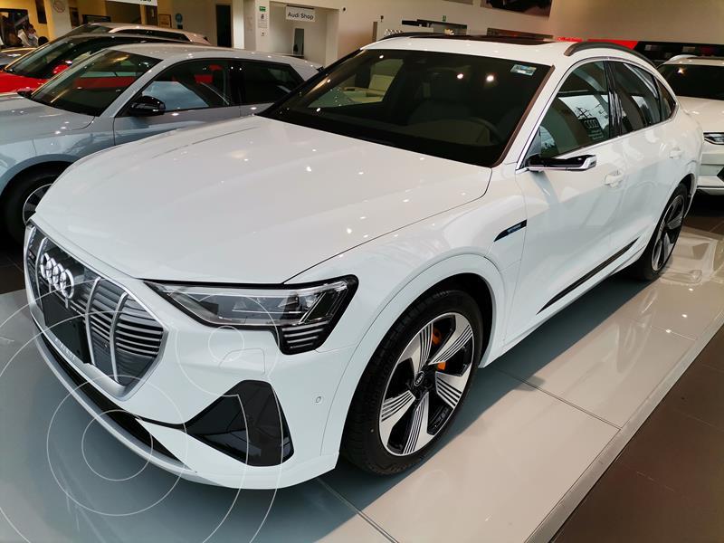 Foto Audi e-tron 55 SB S line quattro nuevo color Blanco precio $2,148,800