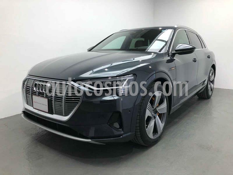 Audi e-tron 55 Advanced quattro usado (2020) color Gris precio $1,535,900