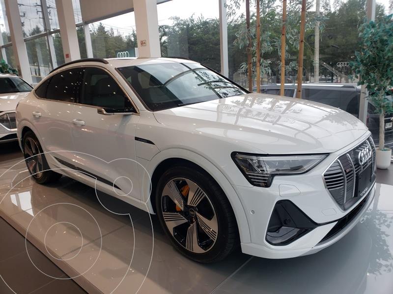 Foto Audi e-tron 55 SB S line quattro nuevo color Blanco Glaciar precio $2,148,800