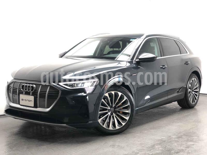Audi e-tron 55 Advanced quattro nuevo color Gris precio $1,937,550