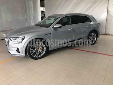 Audi e-tron 55 Advanced quattro usado (2020) color Plata precio $1,670,000