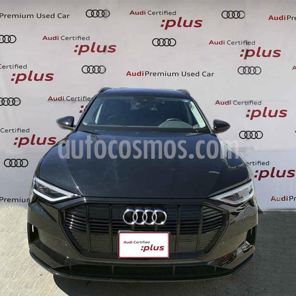 Audi e-tron 55 Advanced quattro usado (2020) color Negro precio $1,545,000
