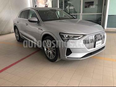 Audi e-tron 55 Advanced quattro usado (2020) color Plata precio $1,799,000
