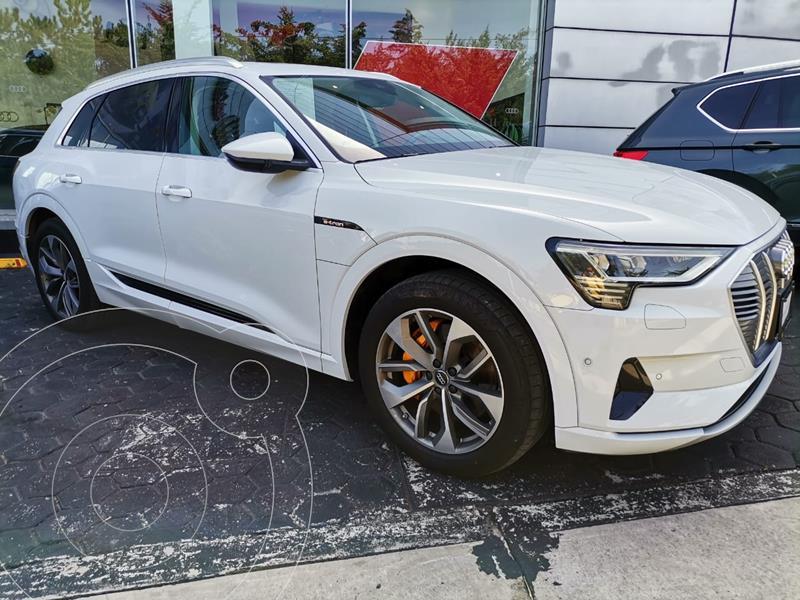 Foto Audi e-tron 55 Advanced quattro nuevo color Blanco Glaciar precio $1,600,001