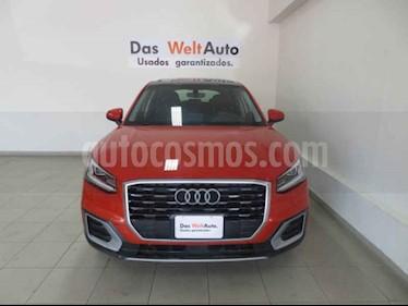 Foto venta Auto usado Audi Q2 1.4L T Dynamic (2018) color Naranja precio $459,192
