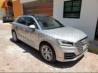 Audi Q2 1.4L T S Line usado (2018) color Plata Metalico precio $469,900