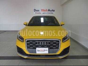Foto venta Auto usado Audi Q2 1.4L T S Line (2018) color Amarillo precio $479,995