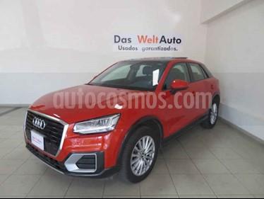 foto Audi Q2 1.4L T Select usado (2018) color Naranja precio $419,427