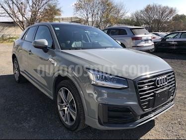 Foto venta Auto usado Audi Q2 2.0L T S Line Quattro (2018) color Gris Meteoro precio $560,000