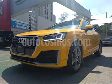 Foto venta Auto usado Audi Q2 35 TFSI S Line (2018) color Naranja precio $465,000