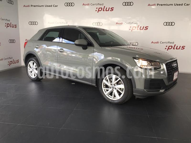 Audi Q2 35 TFSI Dynamic usado (2019) color Gris precio $410,000