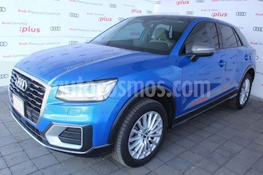 foto Audi Q2 5p Dynamic L4/1.4/T Aut usado (2019) color Azul precio $425,000
