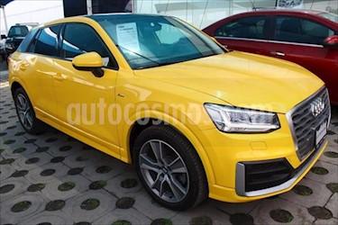 Audi Q2 1.4L T S Line usado (2018) color Amarillo precio $475,000