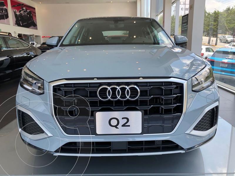 Foto Audi Q2 35 TFSI Select nuevo color Gris financiado en mensualidades(enganche $122,200)