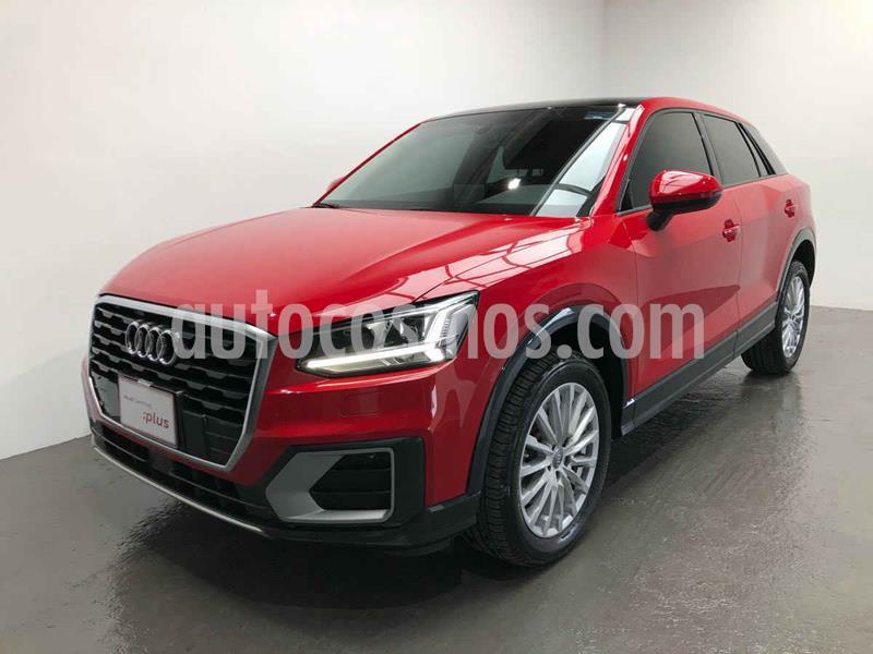 Audi Q2 35 TFSI Select usado (2018) color Rojo precio $415,000