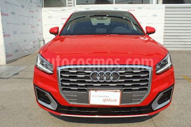 Audi Q2 5p 35 TFSI Sport usado (2020) color Rojo precio $549,000