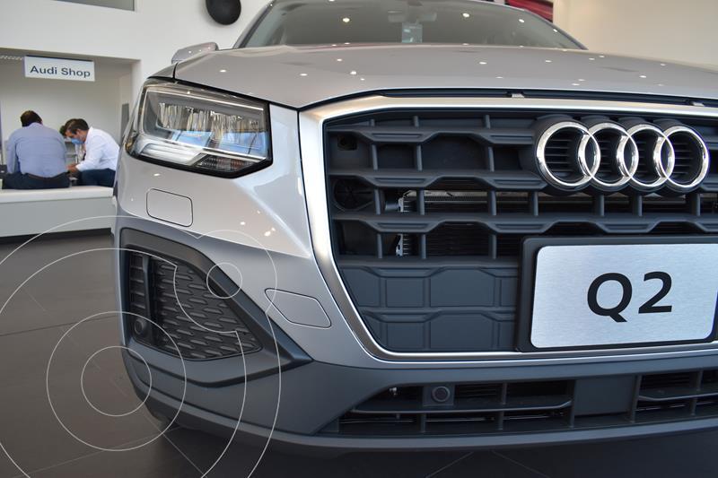 Foto Audi Q2 35 TFSI Dynamic  nuevo color Plata precio $549,900