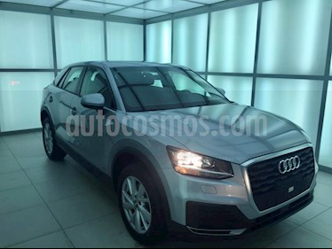 Audi Q2 1.4L T Dynamic usado (2019) color Plata Metalico precio $350,000