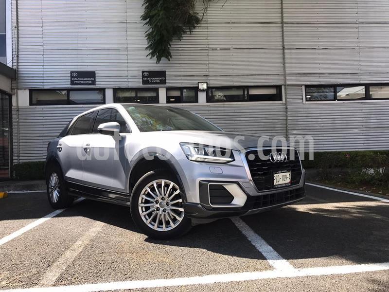 Audi Q2 1.4L T Select usado (2018) color Plata Dorado precio $335,000