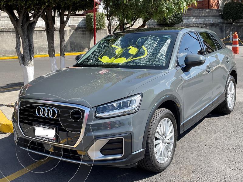 Audi Q2 1.4L T Select usado (2018) color Gris precio $417,000