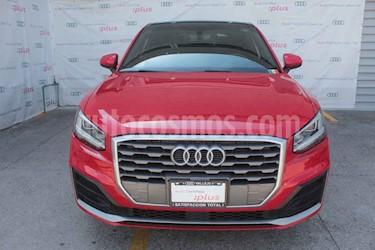 Audi Q2 1.4L T S Line usado (2018) color Rojo precio $420,000
