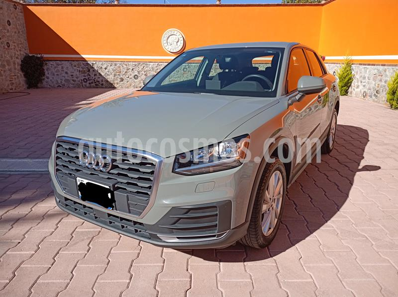 Audi Q2 1.4L T Dynamic usado (2019) color Gris precio $330,000