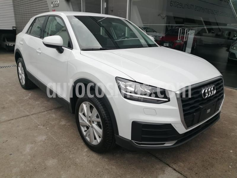 Audi Q2 1.4L T Dynamic usado (2019) color Blanco precio $405,000