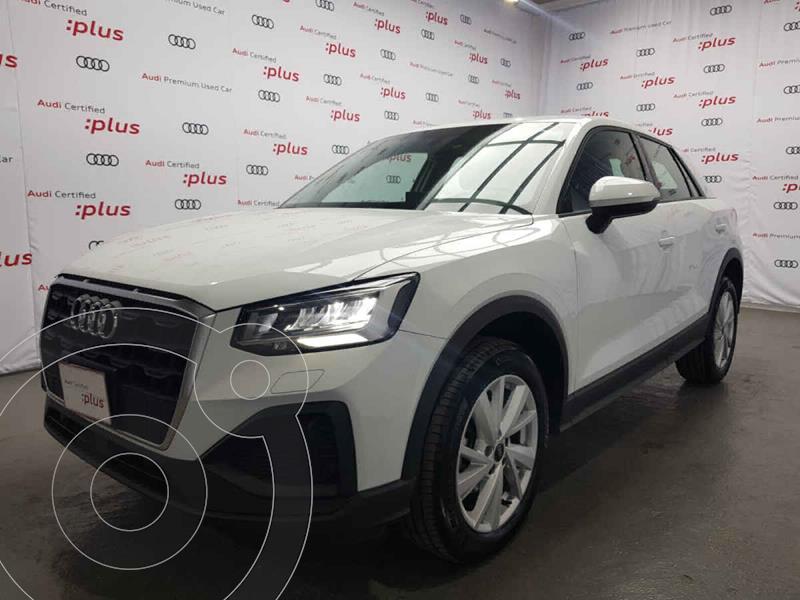 Foto Audi Q2 1.4L T Dynamic usado (2021) color Blanco precio $525,000