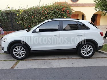 Foto venta Auto usado Audi Q3 1.4 T FSI S-tronic (2015) color Blanco Glaciar precio u$s27,300