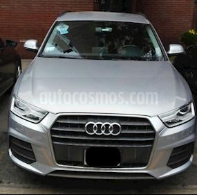 Audi Q3 1.4 T FSI S-tronic usado (2015) color Plata precio u$s23,000