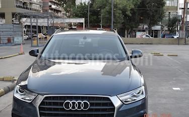 Audi Q3 1.4 T FSI  usado (2016) color Azul Cobalto Metalizado precio u$s30.000