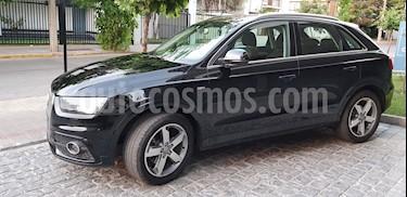 Audi Q3 1.4L TFSI Tiptronic usado (2015) color Negro precio $14.390.000