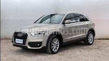 Foto venta Auto usado Audi Q3 2.0 T FSI Quattro 170 Cv (2014) color Dorado