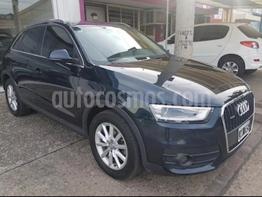 Foto venta Auto usado Audi Q3 2.0 T FSI Quattro S-tronic 211 Cv (2012) color Azul precio $1.050.000