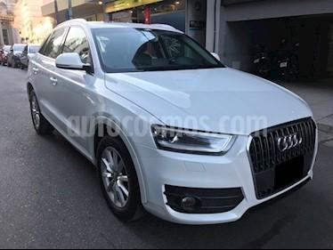 Foto venta Auto Usado Audi Q3 2.0 T FSI Quattro S-tronic 211 Cv (2013) color Blanco Glaciar precio $1.250.000