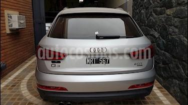 Foto venta Auto usado Audi Q3 2.0 T FSI Quattro S-tronic 211 Cv (2013) color Plata Hielo precio $840.000