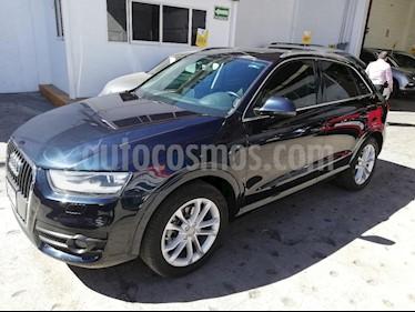 Foto venta Auto usado Audi Q3 2.0L Elite TDI  (2014) color Azul precio $295,000